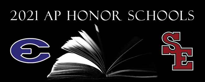 ECHS and SEHS Named AP Honor Schools for 2021