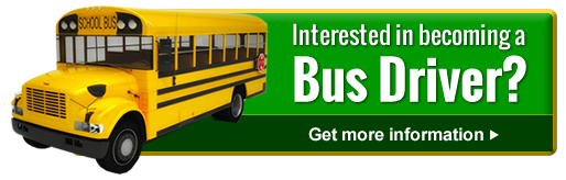 Interested in becoming a bus driver? Get more information.