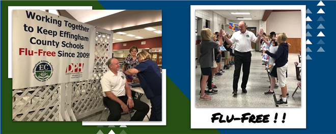 Flu Shot Kickoff 2019