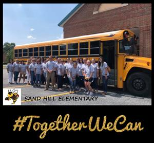 Sand Hill Elementary Faculty and Staff