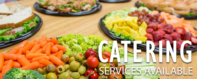 ECSD Catering Services photo of food