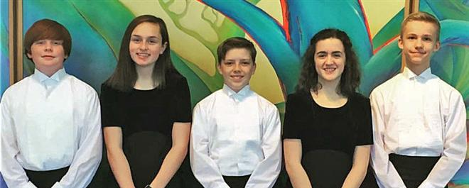 Middle School Students Selected for Georgia All State Band