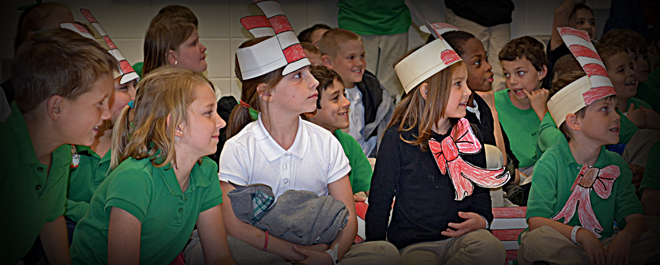 Effingham County Joins Read Across America