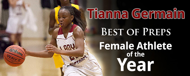 SEHS's Tianna Germain, Female Athlete of the Year