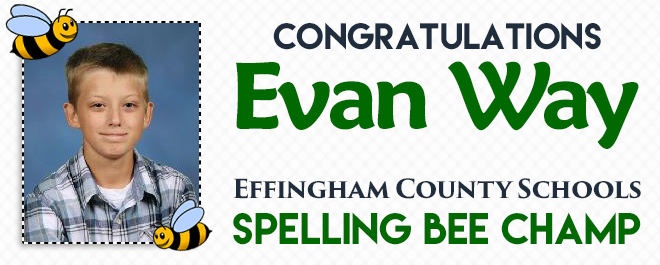 Effingham County 2017 Spelling Bee
