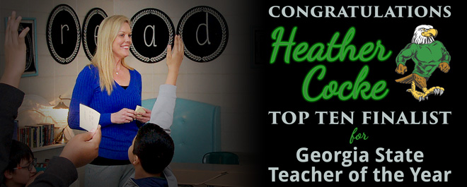 GA State TOTY Top Ten Finalist: Heather Cocke