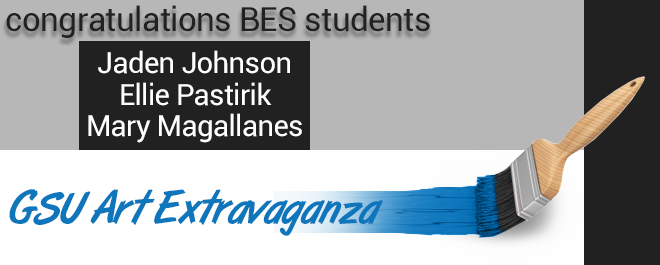 BES Students Receive Awards at GSU