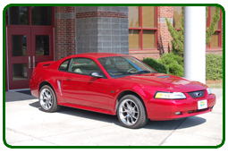 2000 Mustang GT Prize