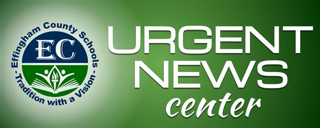 ECSD Launches New Page for Urgent News Updates