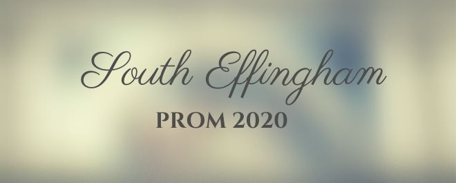 Prom 2020~ March 28th at the Hyatt Regency