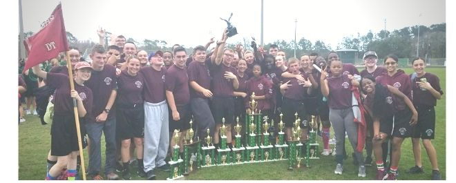 South Effingham ROTC Champions