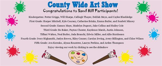 County Wide Art Show