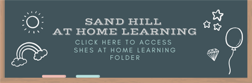 Sand Hill At Home Learning