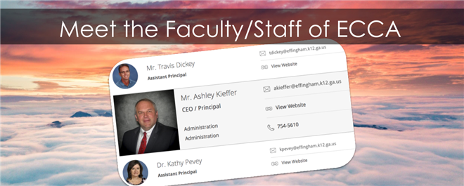 Faculty & Staff Directory
