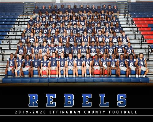 Rebel Football Team