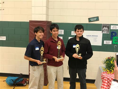 2018-2019 Chess Tournament