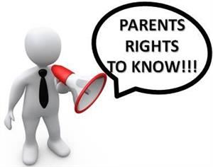 Parents Rights To Know