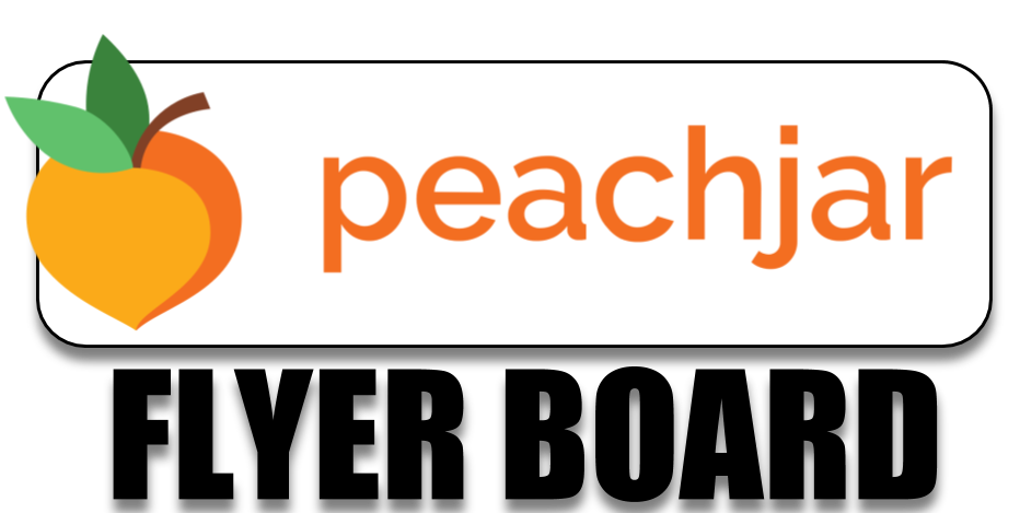 Peachjar Flyer Board