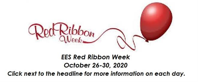 EES Red Ribbon Week 2020