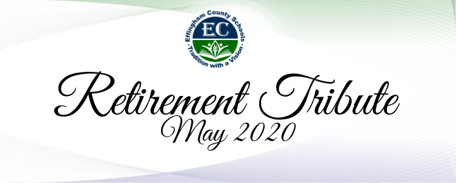 2020 Virtual Retirement Ceremony