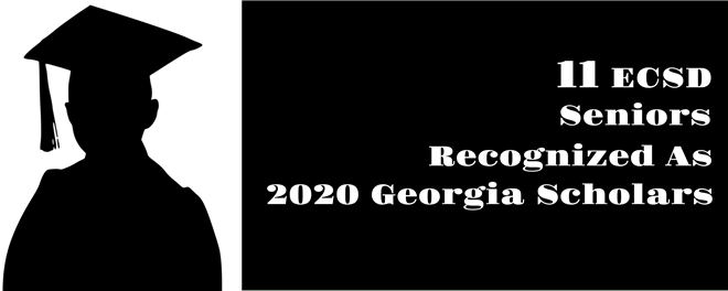 GaDOE Announces 2020 Georgia Scholars