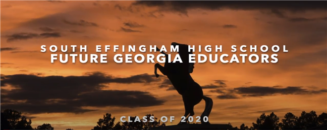 SEHS Celebrates Class of 2020 Future Georgia Educators