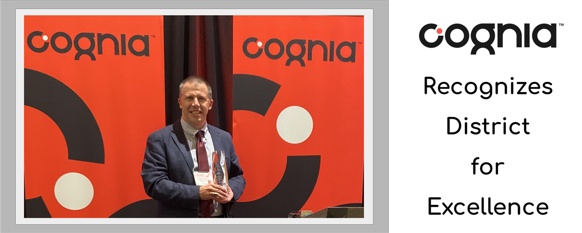 ECSD receives Cognia Values Driven Award of Excellence