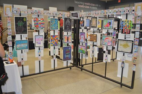 County-Wide Art Exhibition, 2015-2016